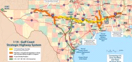 I-14 transformation expected to impact local businesses in big ways