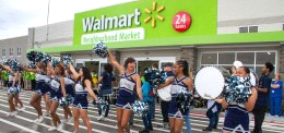 New Wal-Mart grocery store opens in Killeen