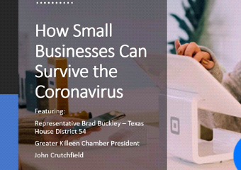 How Small Businesses Can Survive the Coronavirus