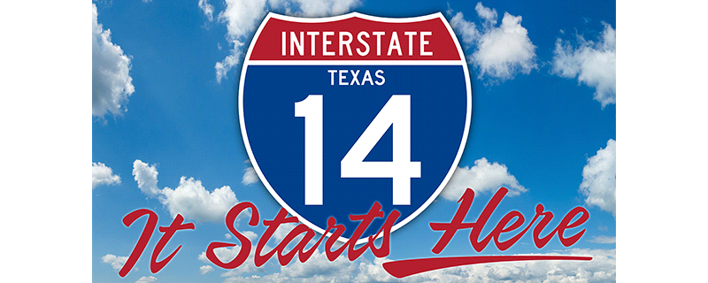 Expanding the Multi-State Status of Interstate 14